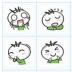 白小葱QQ表情包