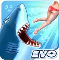 饥饿鲨进化内购破解版V4.3.1.0 安卓版