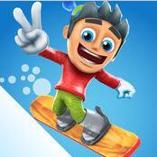 滑雪大冒险2V1.4.2 安卓版