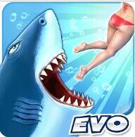 饥饿鲨进化无限金币版 V4.8.0 安卓版