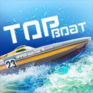 顶尖快艇竞速无限金币版V1.01 安卓版