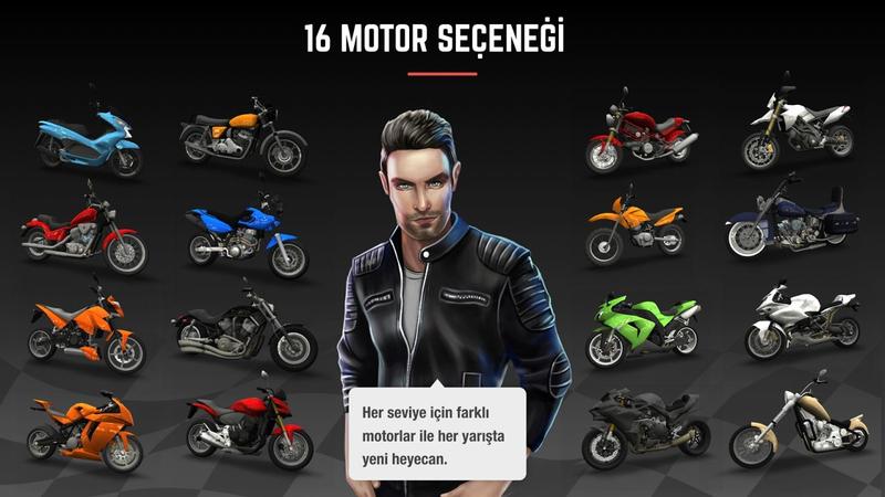 疯狂摩托车破解版1.4.0