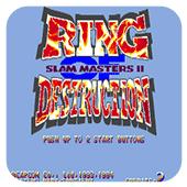 超级摔角霸王2 连环爆裂手机版-街机游戏