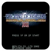 拳皇2002手机版-街机游戏