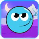 有趣蓝色球旅程 V1.3 安卓版
