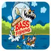 怪物巴斯钓鱼